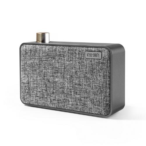 Bluetooth ワイヤレス スピーカー EMIE CANVAS(エミー キャンバス)小型 ブルートゥース 高音質 コンパクトスピーカー