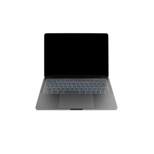 Macbook Pro 13インチ(2016)/Macbook Pro 15インチ(2016) Touch BarとTouch ID対応 キーボードカバー クリア BEFiNE キースキン マックブック プロ 日本語配列 JIS