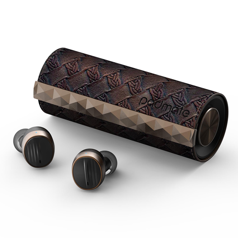 ブルートゥース イヤホン 完全ワイヤレスイヤホン PaMu Scroll(パムスクロール)超軽量 左右独立 完全独立 Padmate 無線イヤホン Bluetooth スポーツ