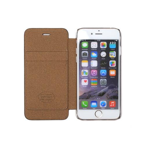 iPhone 6s/6 背面クリア 手帳型ケース ZENUS Diana(ゼヌス ダイアナ)アイフォン カバー