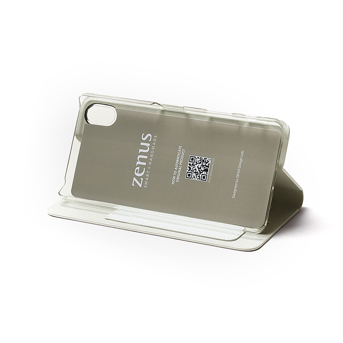 Xperia X Performance ケース 手帳型 ZENUS Minimal Diary(ゼヌス ミニマルダイアリー)エクスペリア エックス パフォーマンス SO-04H SOV33 502SO 本革 カバー