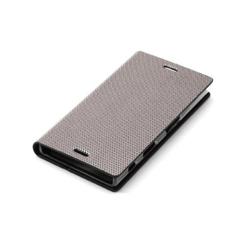 Xperia X Compact ケース カバー 手帳型 ZENUS Metallic Diary(ゼヌス メタリックダイアリー)エクスペリア エックス コンパクト SO-02J