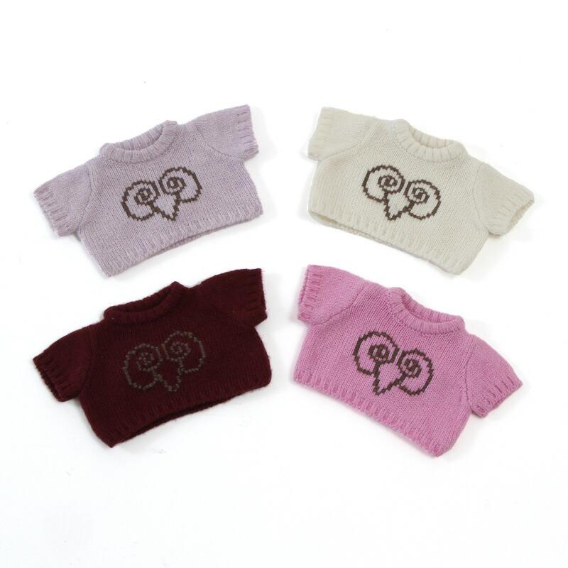高級カシミヤ製べビーベア用セーター