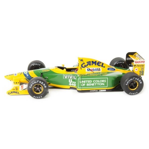 1/20 Scale  Benetton  B192 『JoeTakayasu』 モデルカー インテリア ビンテージカー