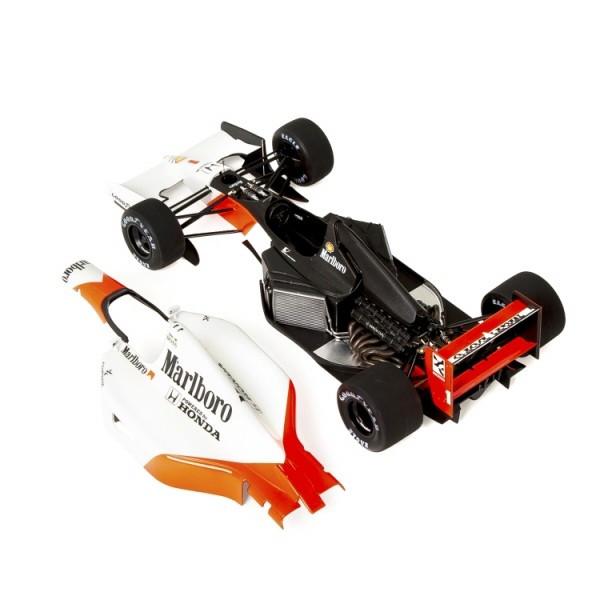 1/20 Scale McLaren MP4/7A 『JoeTakayasu』 モデルカー インテリア ビンテージカー