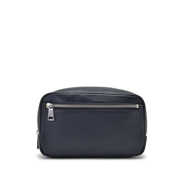 PETEK TRAVEL WASH BAG 『PETEK』 トルコレザー ポーチ 革