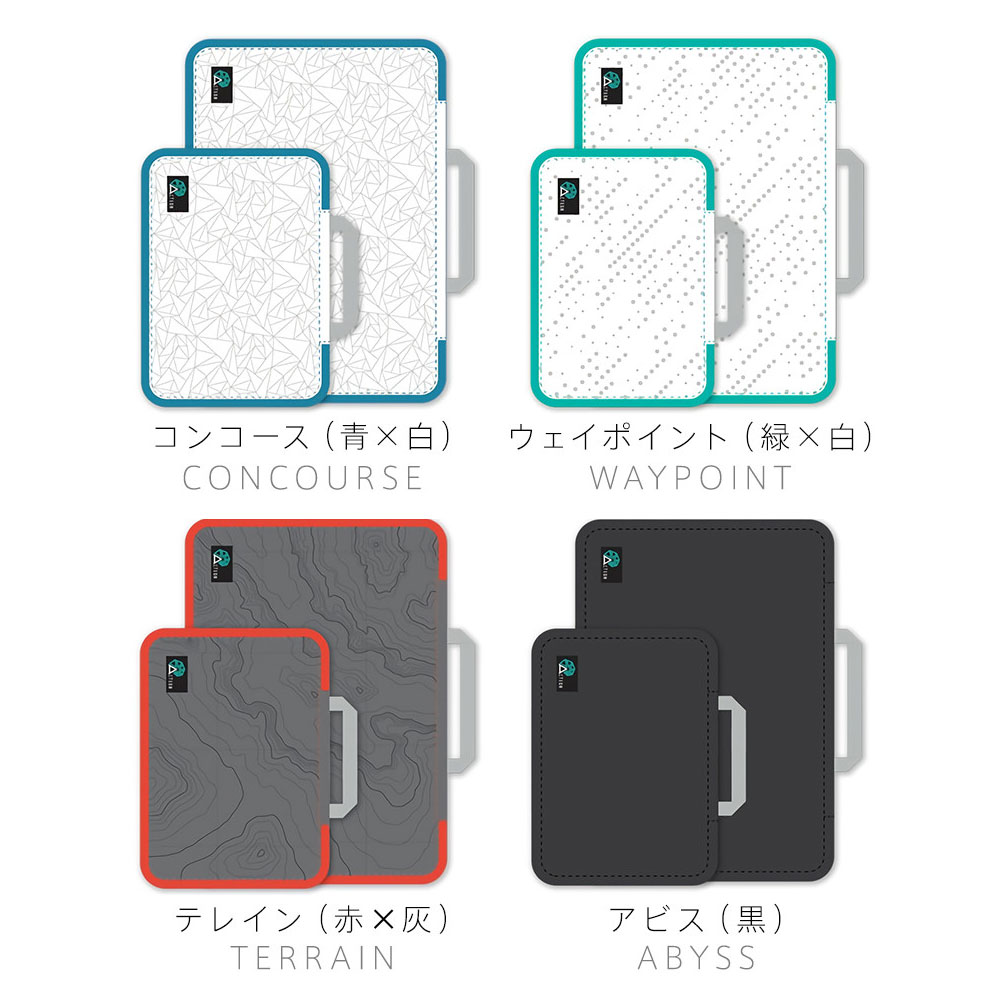 Acteon Packing Cube(アクティオンパッキングキューブ)|圧縮バッグ