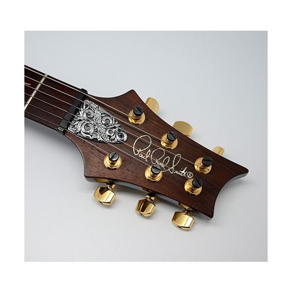 Floral トラスロッドカバー for PRS(Paul Reed Smith) 『JAY TSUJIMURA TOKYO』トラスロッドカバー ギター オーダーメイド