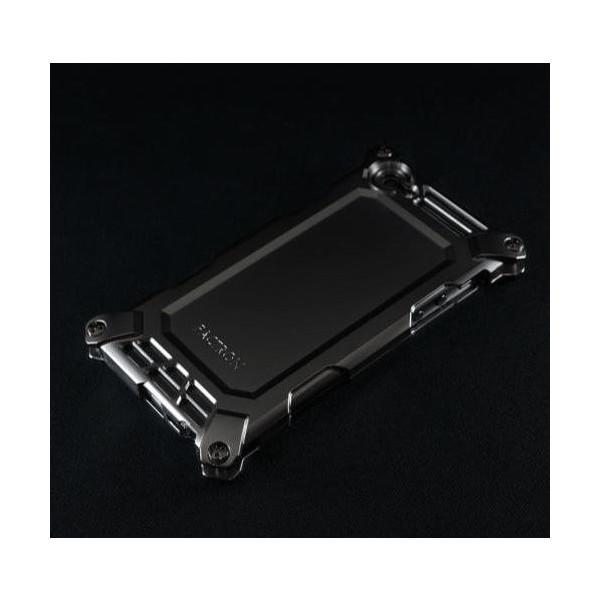 Quattro for iPhone 5S HD 『FACTRON』 ジュラルミン製ケース iPhone5S スマホケース
