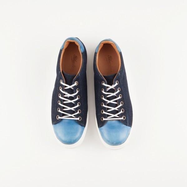 Denim × SUKUMO Leather Sneakers 『SUKUMO』 スエード オーダーメイド スニーカー