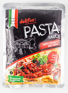 delifea PASTA SAUCE with Italian Mix Herb