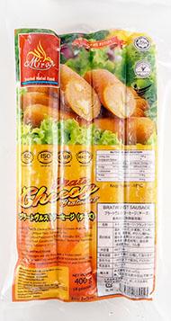 Bratwurst Chicken Sausage Cheese
