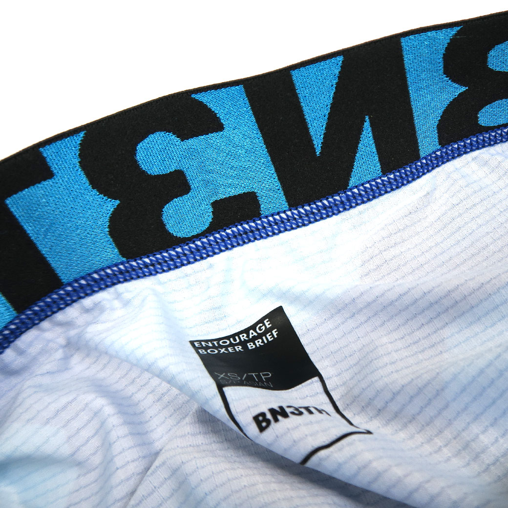 ENTOURAGE BOXER BRIEF/ HIVE PACIFIC