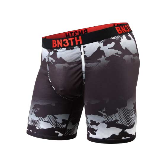 PRO SERIES / PRO XT2 BOXER BRIEF /CAMO FADE BLACK
