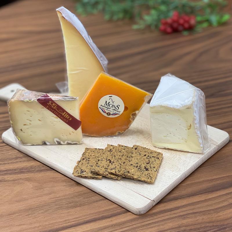 ビールに合うチーズセット