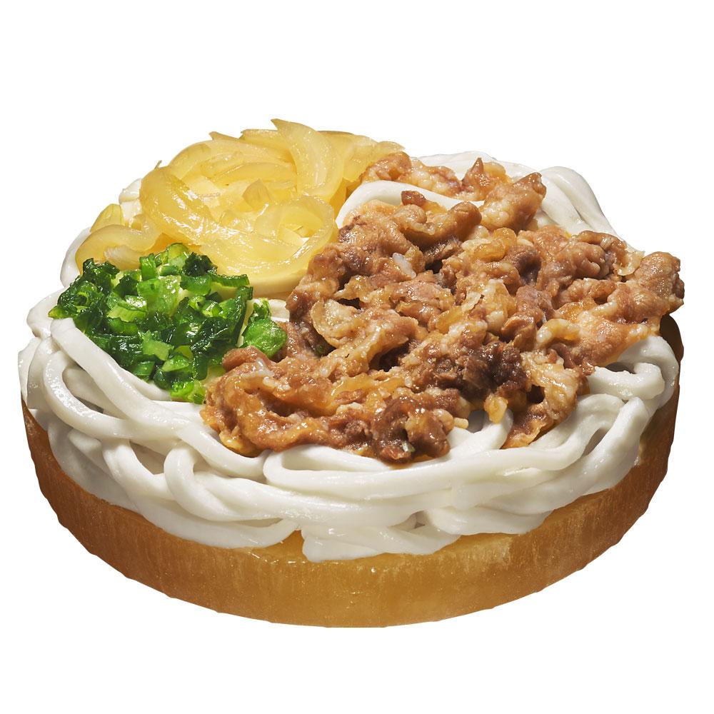 お水がいらない 肉うどん 4食セット