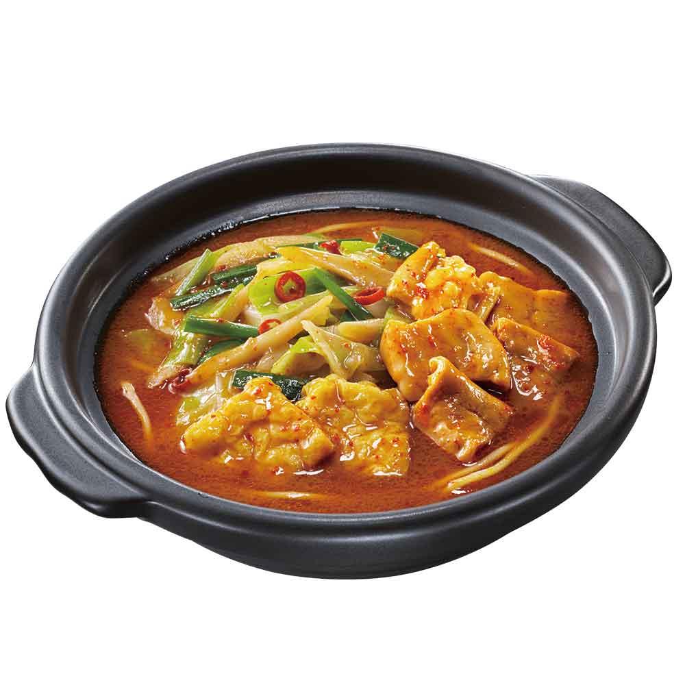 お水がいらない鍋 旨辛味噌鍋 4食セット