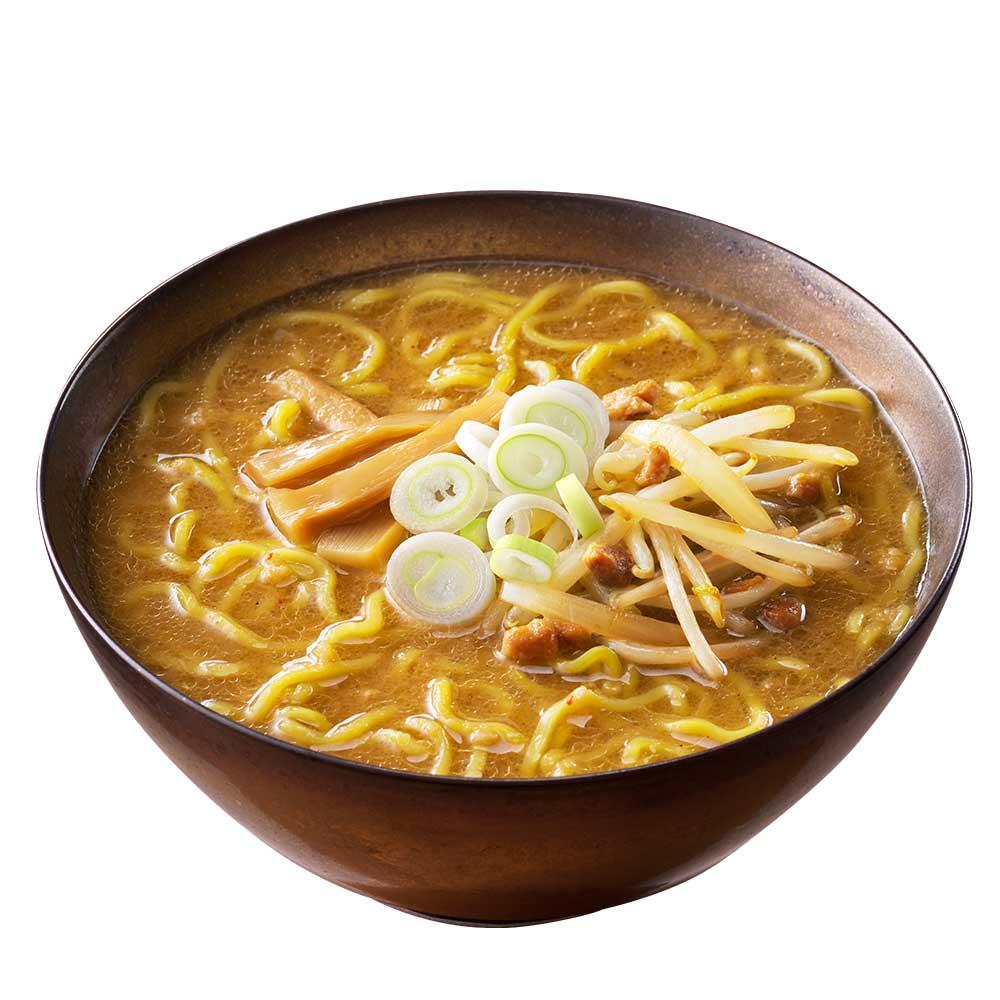 お水がいらない 札幌味噌ラーメン 4食セット