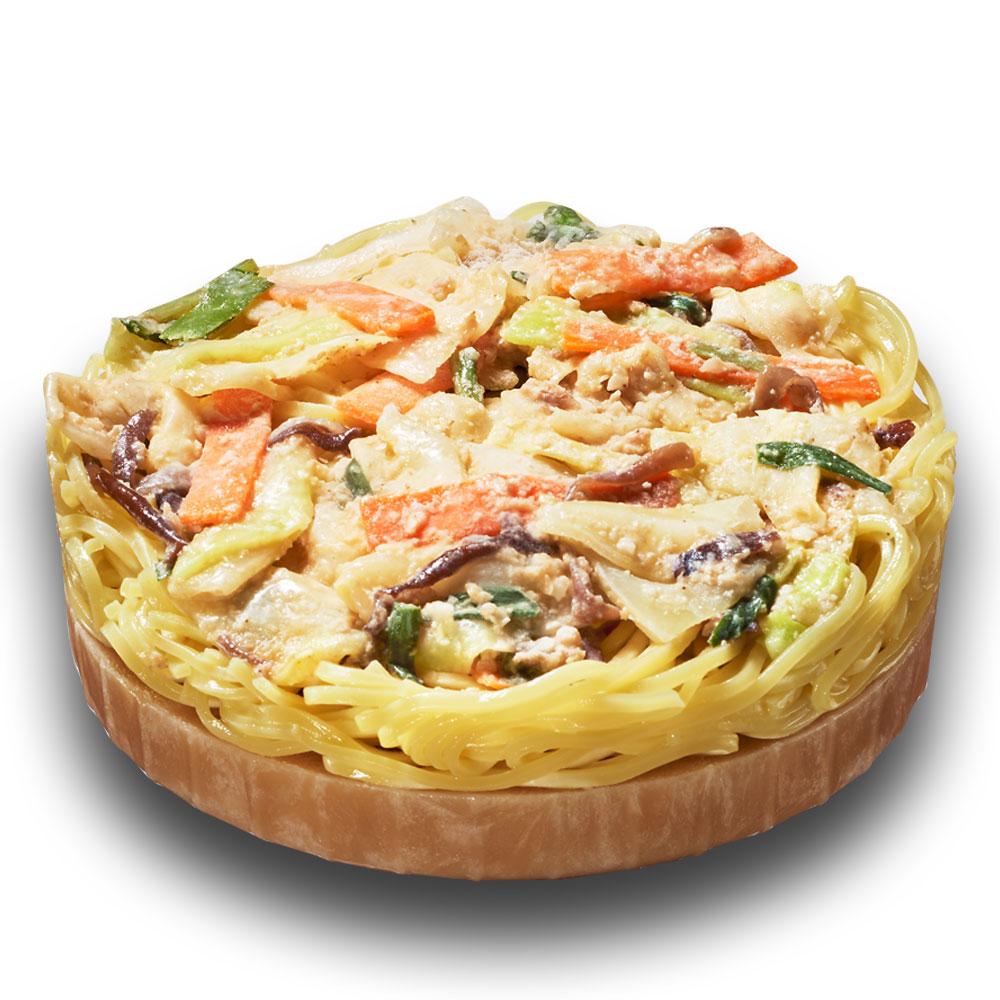 お水がいらない 味噌野菜ラーメン幸楽苑4食セット