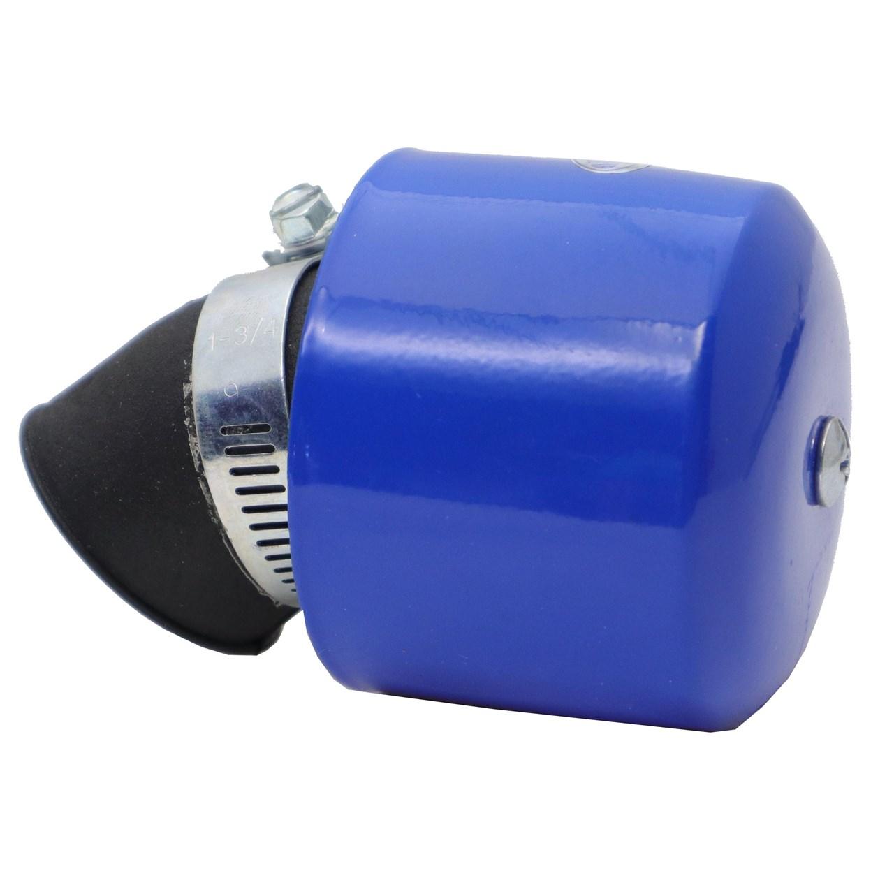 パワーフィルター BLUE 青 アークタイプ<br>35パイ【B級品】