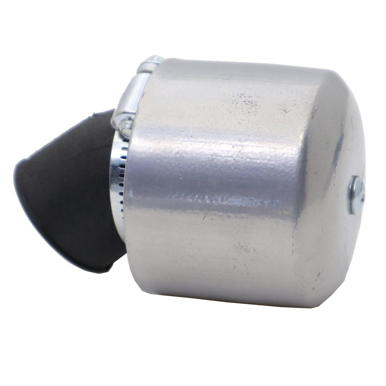 パワーフィルター Silver 銀 アークタイプ<br>35パイ【B級品】