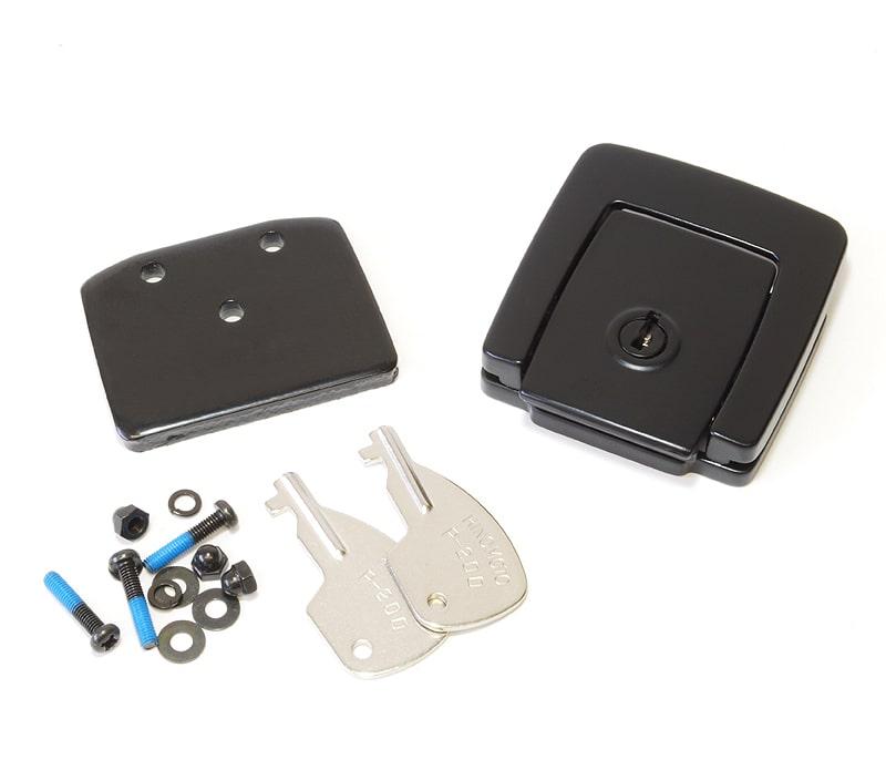 スチールボックス用 交換用ロックセット