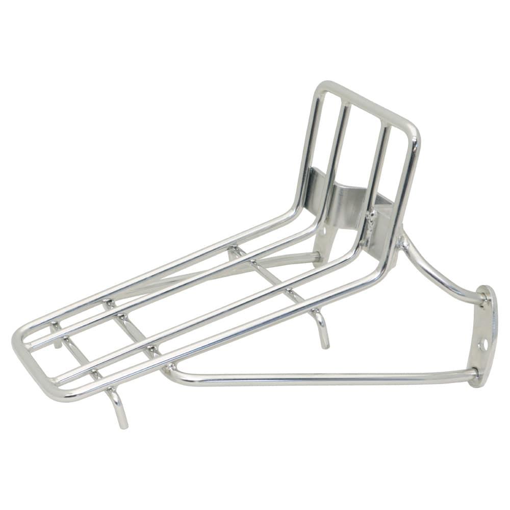 【AA04/JA10】スーパーカブ50/110<br>■フロントキャリア【フルステンレス】