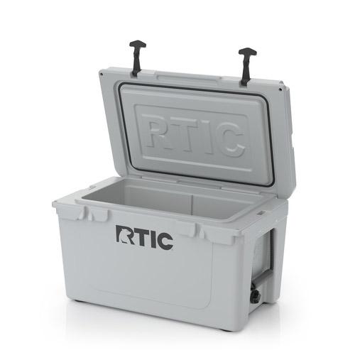 RTIC 45 Grey クーラーボックス    グレイ キャンプ アウトドア 狩猟 釣り  [並行輸入品]