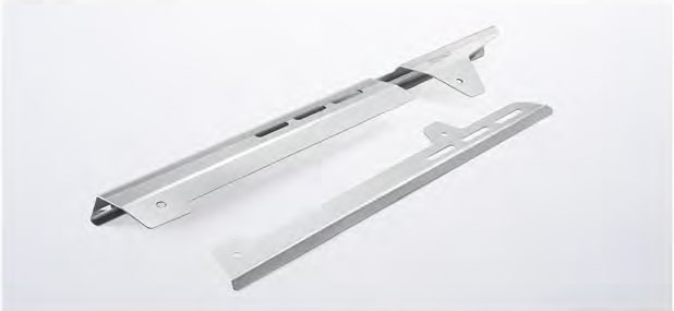 H2C製 ケースハーフアッパーチェーン JA48(C125)専用