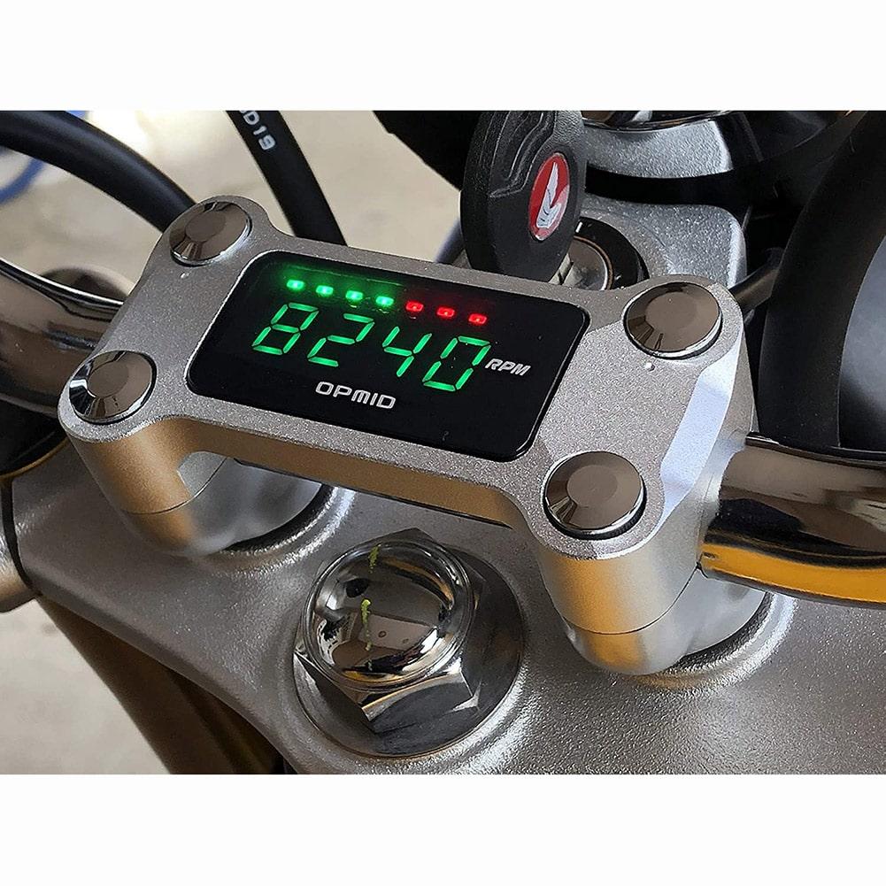 OPM トップインジケーター タコメーター シルバー モンキー125・CT125