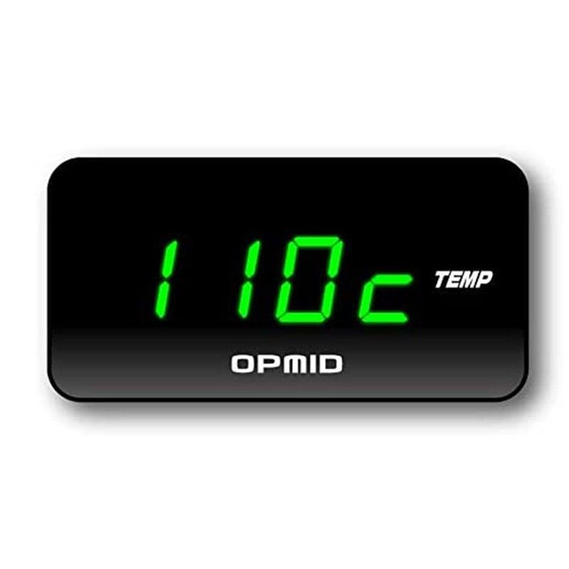 OPM トップインジケーター サーモメーター シルバー  モンキー125・CT125