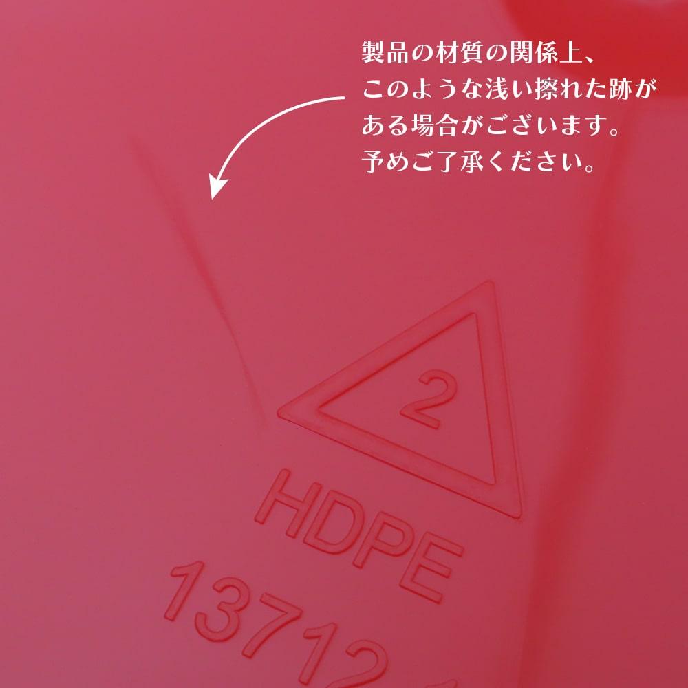 バケツ用 フタ 赤 5ガロンバケツ専用
