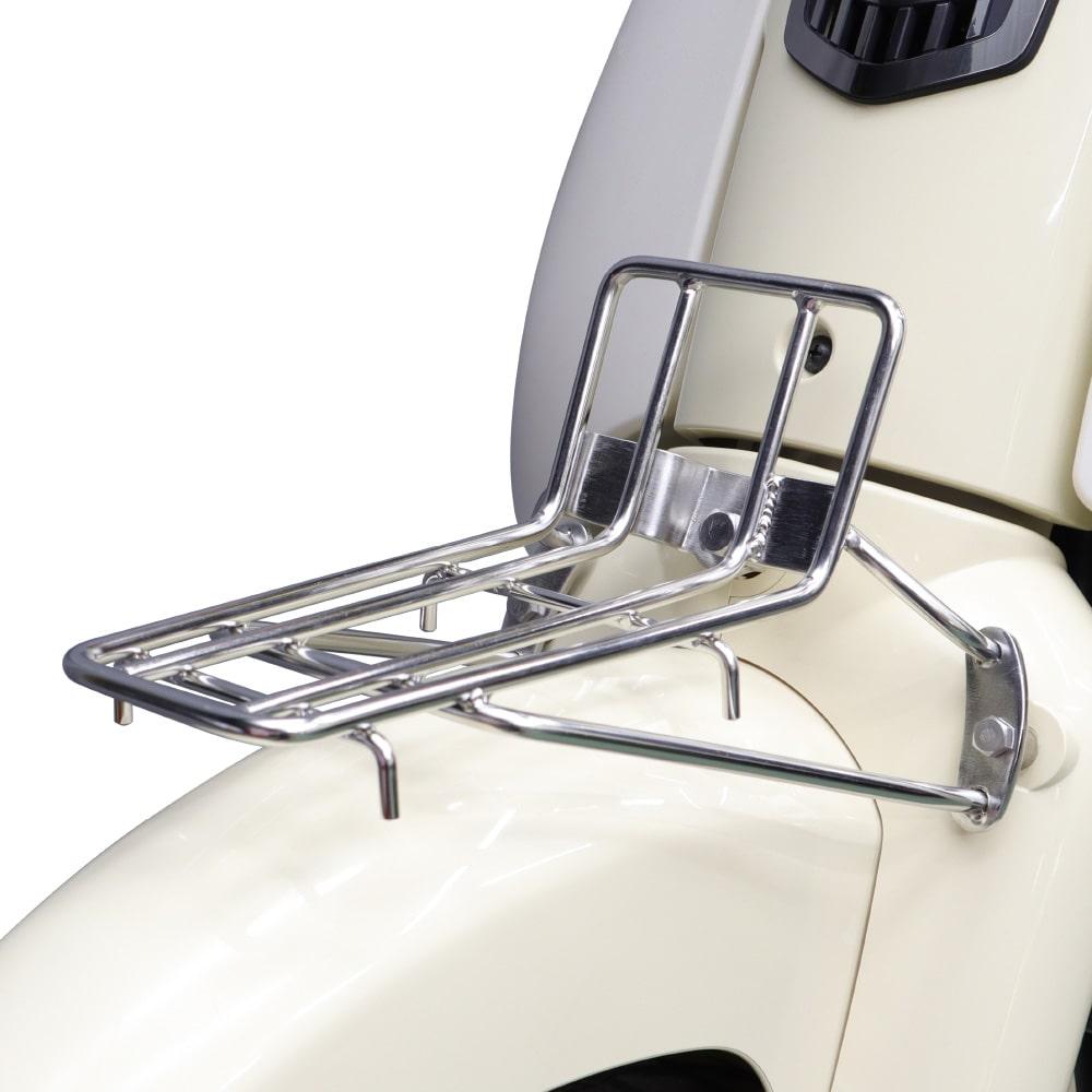 【AA09/JA44】スーパーカブ50/110■フロントキャリア【フルステンレス】