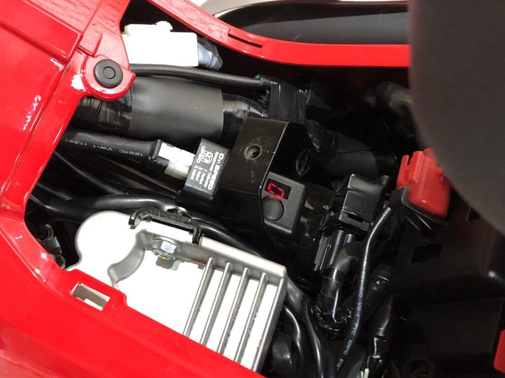 オプミッド ドクタースピード 車速信号補正ユニット ハンターカブ(CT125/JA55)専用  M1403