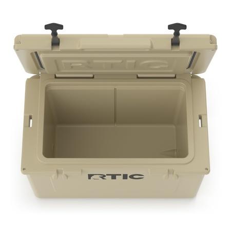 RTIC 45 Tan クーラーボックス    タン キャンプ アウトドア 狩猟 釣り  [並行輸入品]