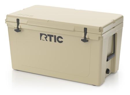 RTIC 110 Tan クーラーボックス    タン キャンプ アウトドア 狩猟 釣り  [並行輸入品]