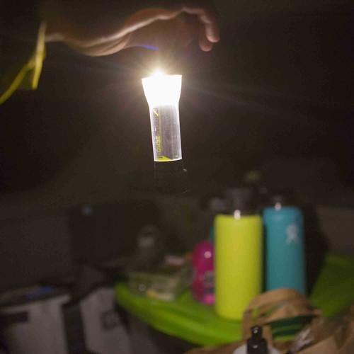 Goal Zero LIGHTHOUSE micro CHARGE USB充電式LEDミニランタン IPX6防水 懐中電灯