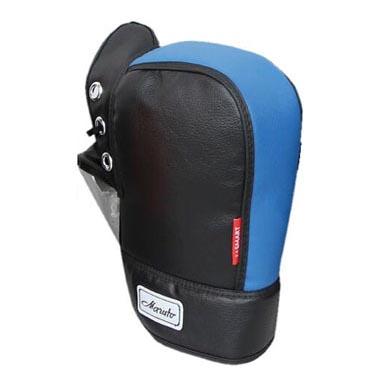 ヤママルト 防寒ハンドルカバー[F1SM-3650] 汎用 ブルー
