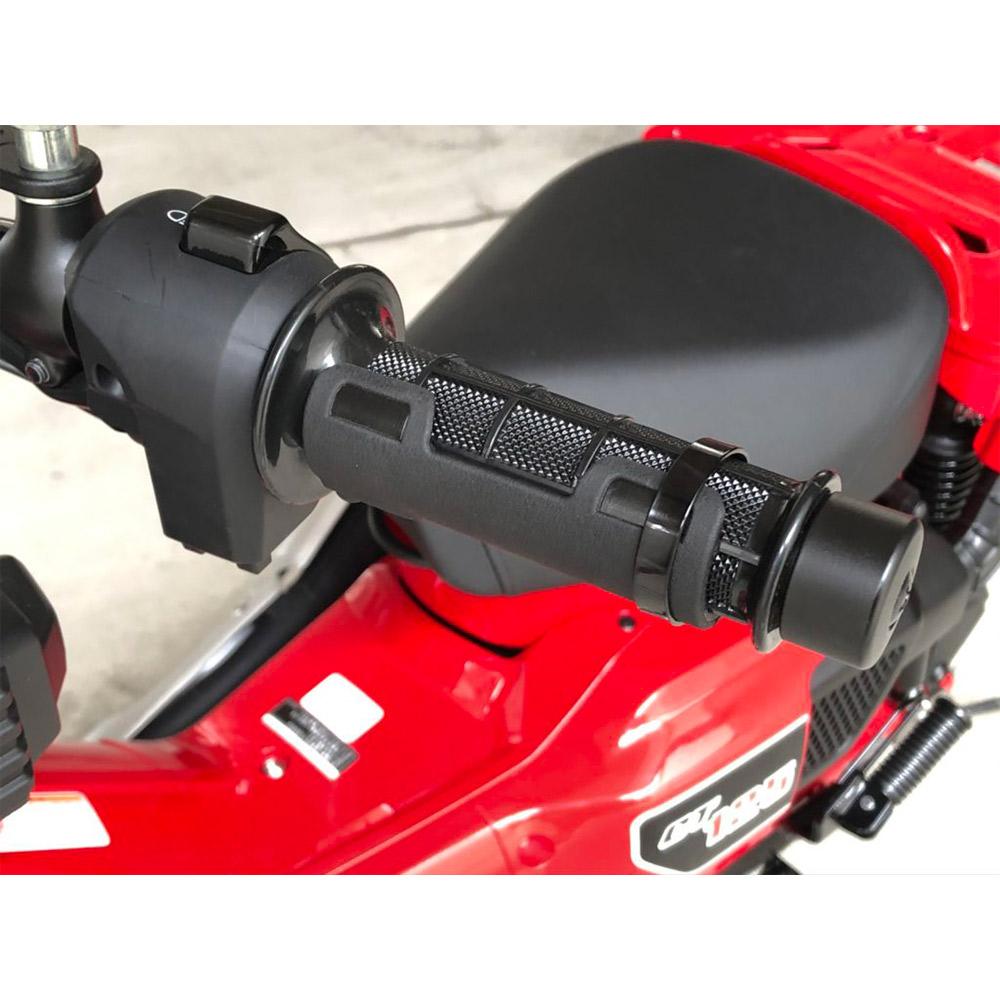オプミッド クリップグリップヒーター USB接続 5V2A/コントローラー付き 汎用品 L1202 OPMID