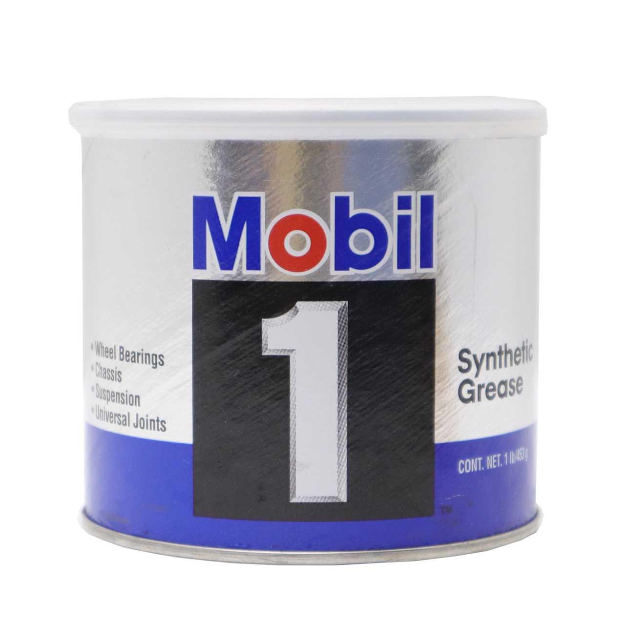 Mobil 1 シンセティックグリース 汎用万能タイプ 453g