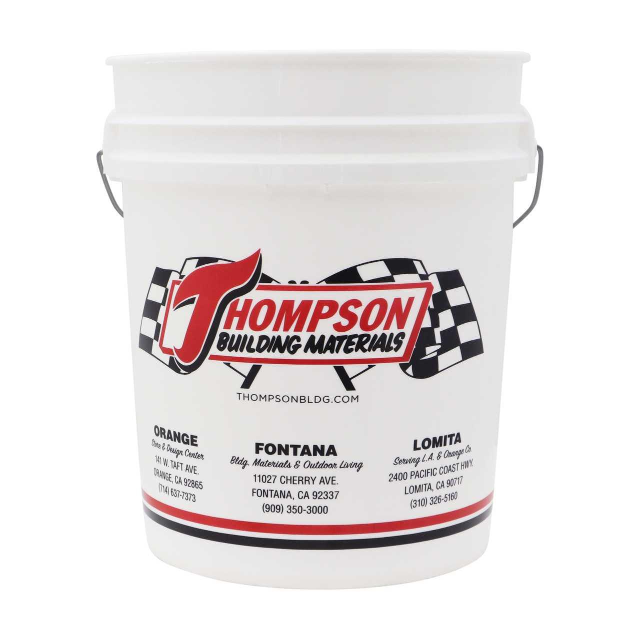 Tompson バケツ 5ガロン トンプソン オリジナル  <br>約18.9リットル