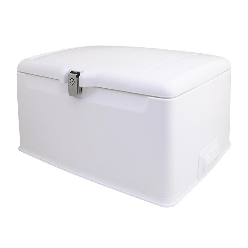 旭精器製作所 集配用大型キャリーボックス 白