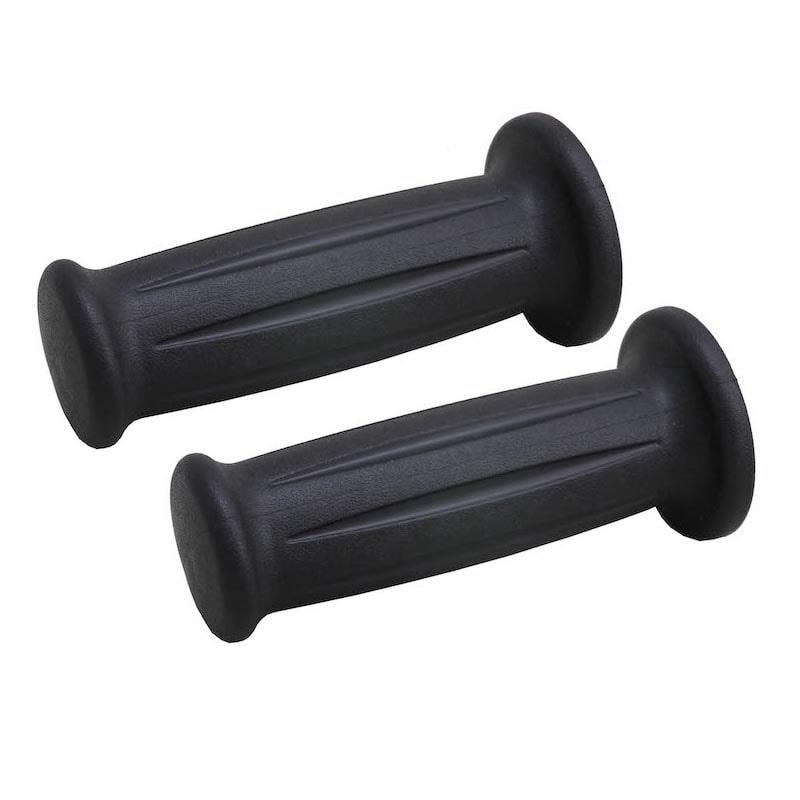 たる型グリップ/黒 DX用 (左右セット)