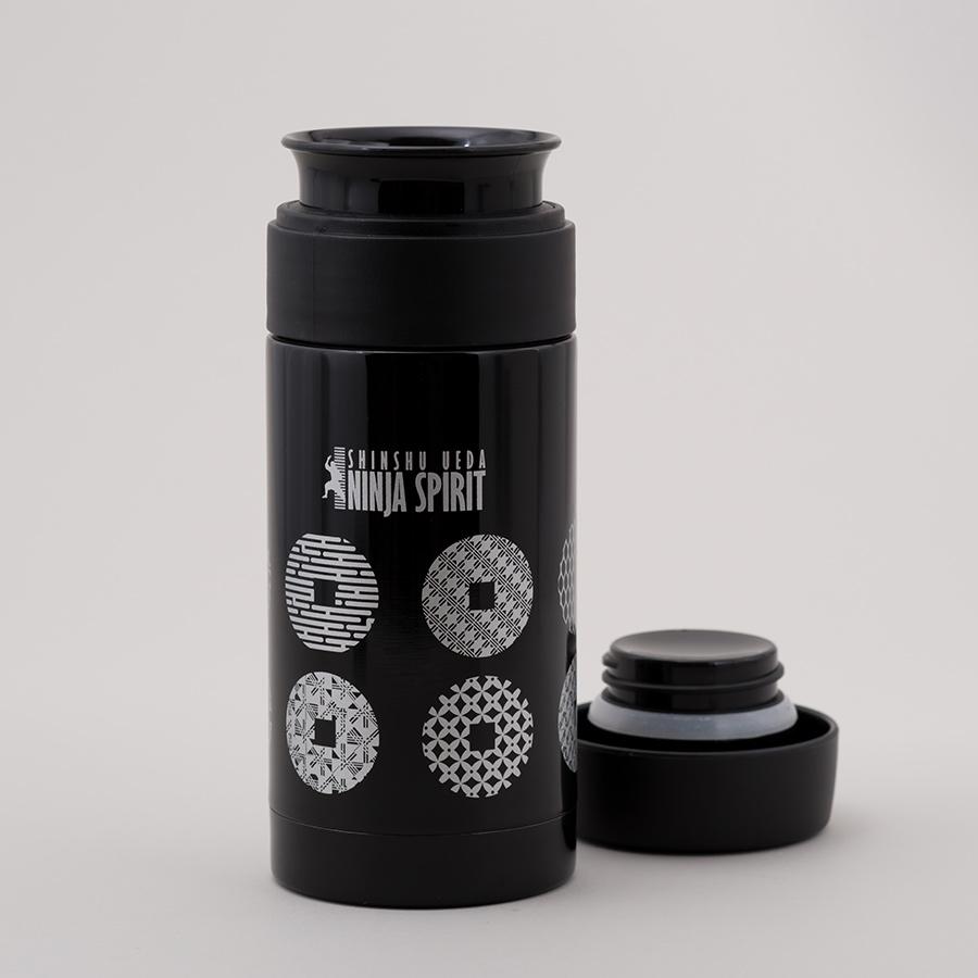 真田忍者ステンレスサーモボトル(250ml)
