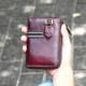 【VEOL/ヴェオル】イタリアンレザー折財布