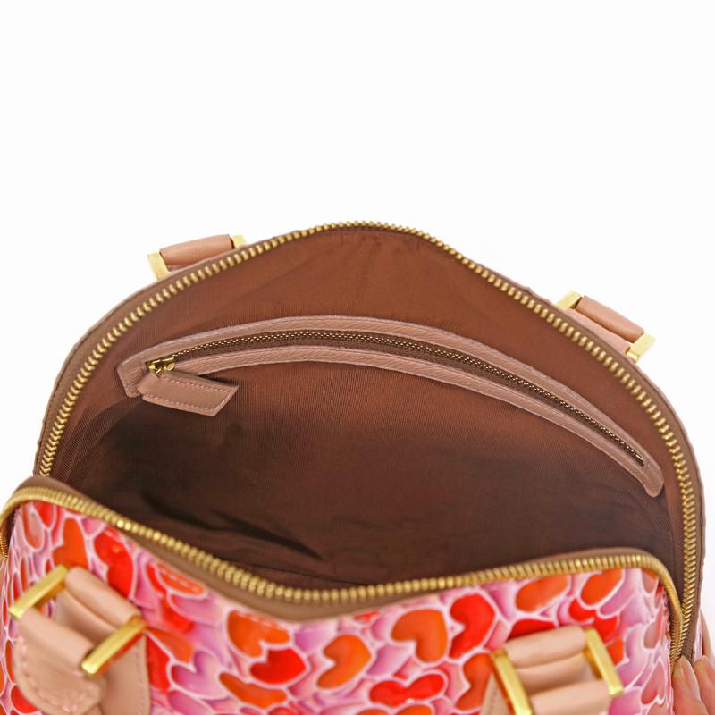 【anday/ナダヤ】イタリアンレザーバッグ