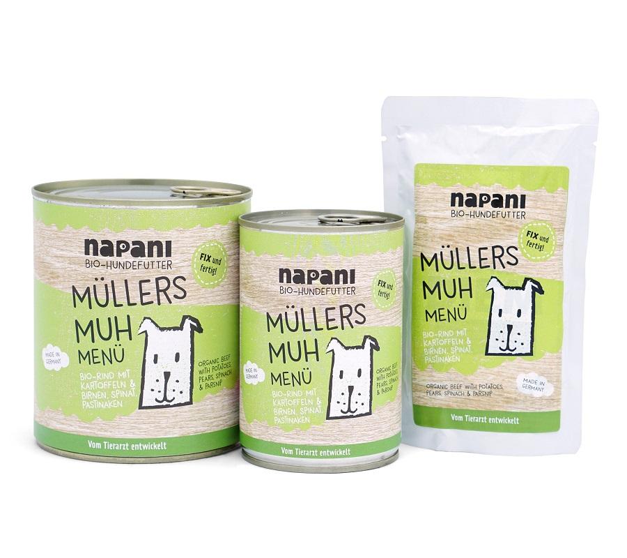 ミュラーズ ムー(Mullers Muh)ビーフメニュー