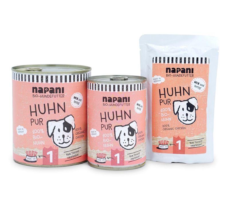 ピュアチキン (Huhn pur)