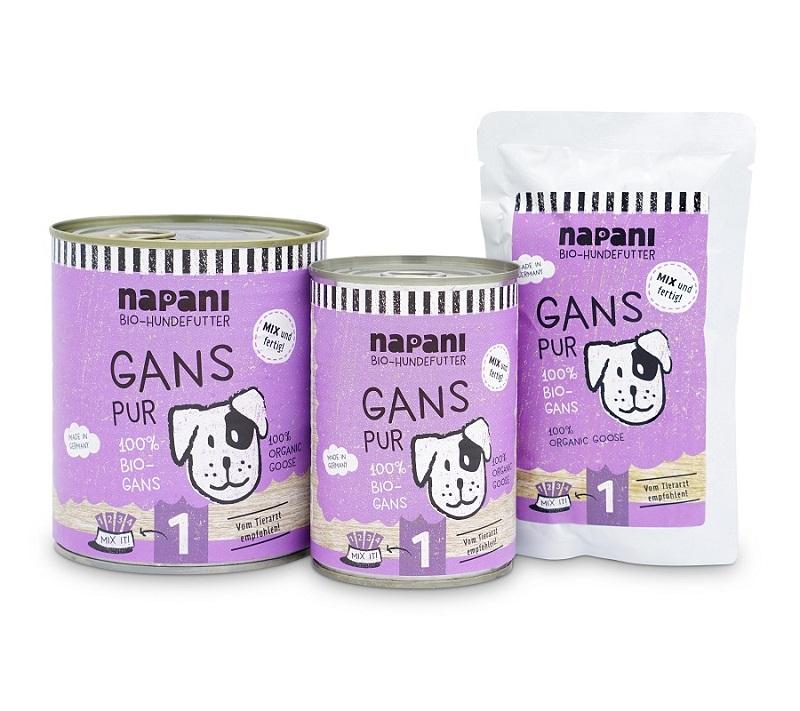 ピュアグース (Gans pur)