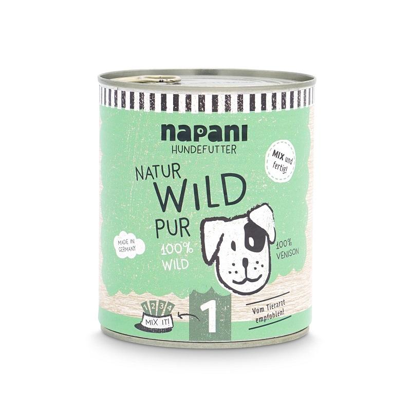 ピュアジビエ (Wild pur)